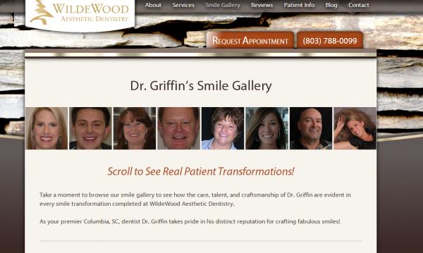 Dentist in Columbia, SC.