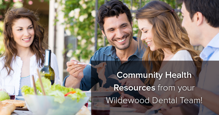 Our Team at Wildewood Dental loves to provide quality Health resources to our community!