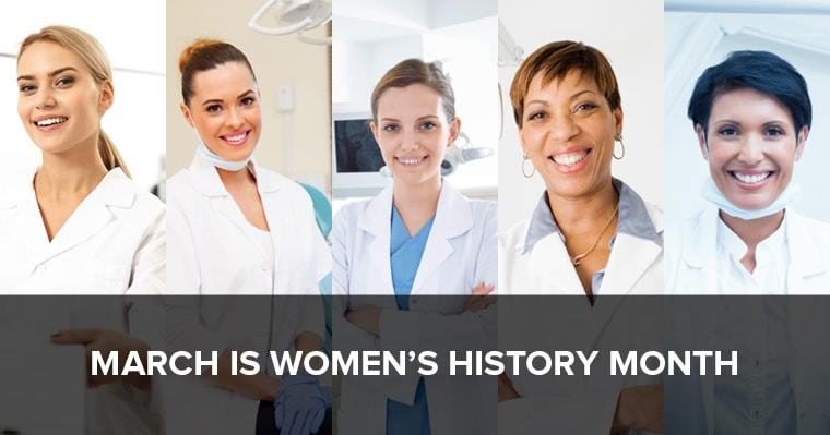 March is Women's History Month!