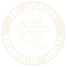 The American Orthodontic Society Logo - to show Dr. Justin Griffin is a member of this organization