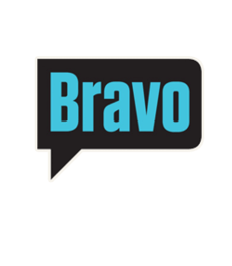 Bravo TV Logo Bravo Logo to illustrate WildeWood Aesthetic Dentistry has appeared on this TV Show