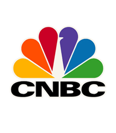 CNBC logo to illustrate WildeWood Aesthetic Dentistry has appeared on this TV Show
