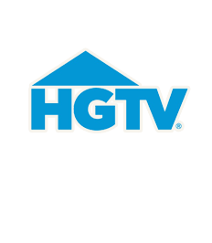 HGTV Logo - to illustrate that WildeWood Aesthetic Dentistry has appeared on this show.