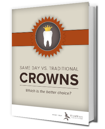 Preview of ebook about CEREC Crowns, a cosmetic dentistry service available at this dentist in Columbia, SC
