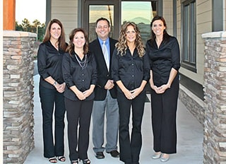 Dr. Griffin, cosmetic dentist in Columbia, SC and his team