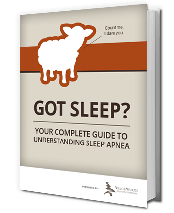 A preview of our FREE eBook on understanding sleep apnea