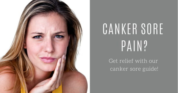 Canker sore pain? Get relief with our canker sore guide.